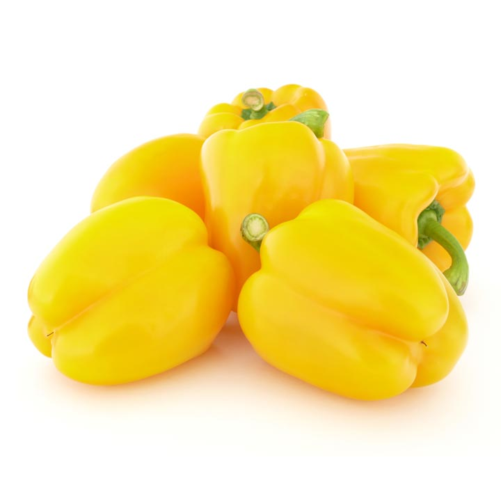 Yellow Bell Peppers